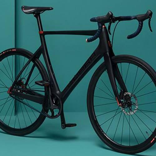 La bicicleta CUPRA, inspirada en el estilo deportivo de la marca