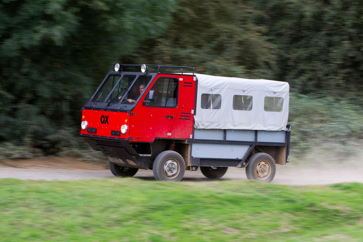 Camión Ox