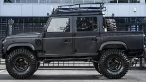 Chelsea Truck presenta su nuevo Big Foot Edition, una 'bestialidad' sobre ruedas (fotos)