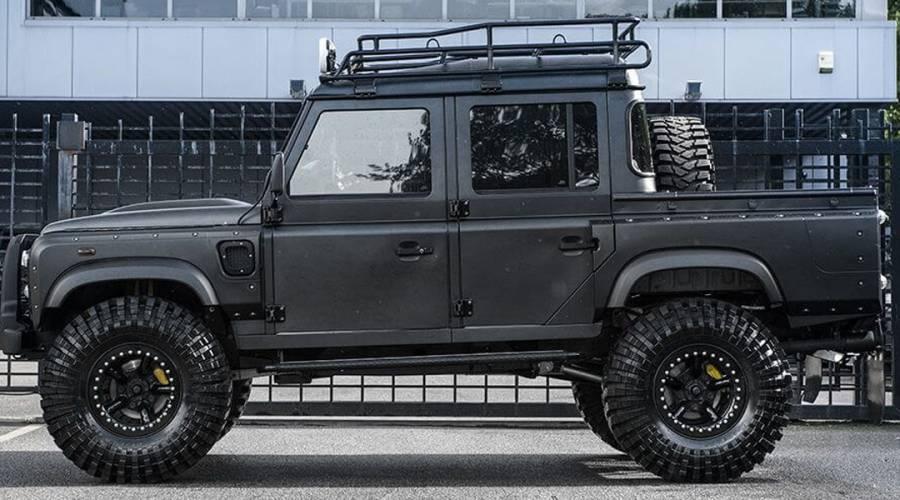 Chelsea Truck presenta su Big Foot Edition, una 'bestialidad' sobre ruedas