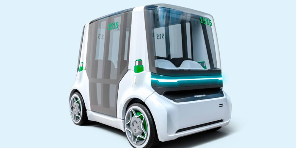 Schaeffler Mover: el nuevo concepto de vehículo urbano
