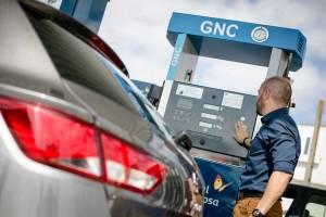 Los GNC y GLP son vehículos más baratos
