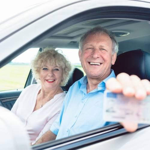 La DGT propone exámenes especiales para los conductores más mayores