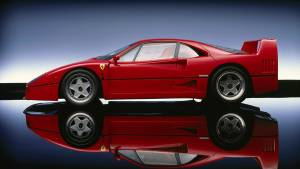 10 curiosidades que debes saber del Ferrari F40 (fotos)