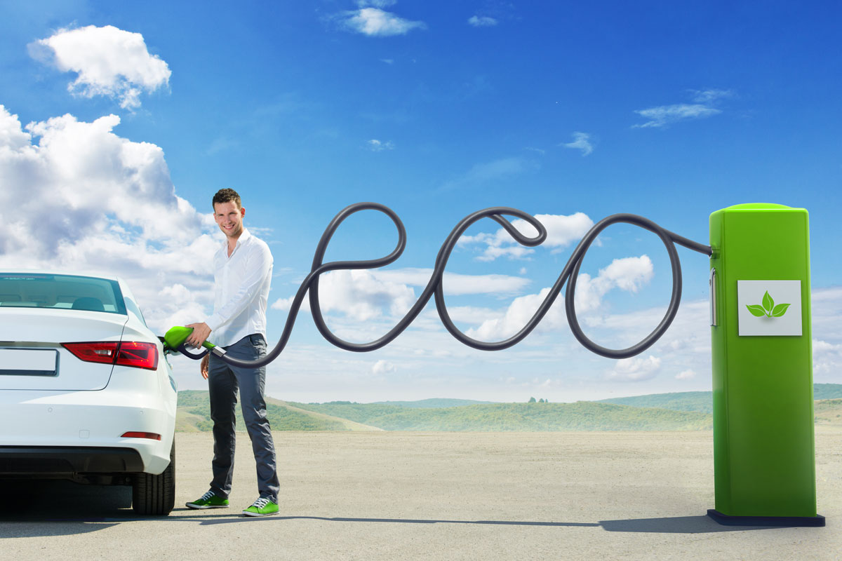 Son vehículos más ecológicos