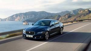 Jaguar XJ50, edición especial para celebrar su 50º aniversario (fotos)