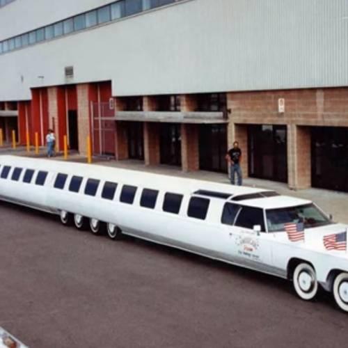 American Dream: el coche más largo del mundo… ¿restaurado?