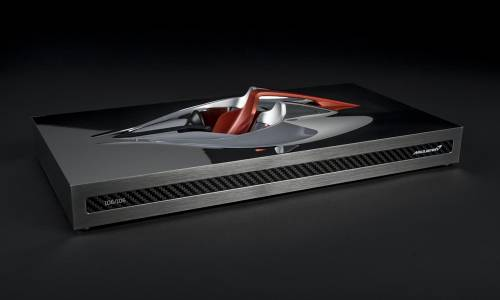 Speed Form: la exclusiva escultura del McLaren BP23
