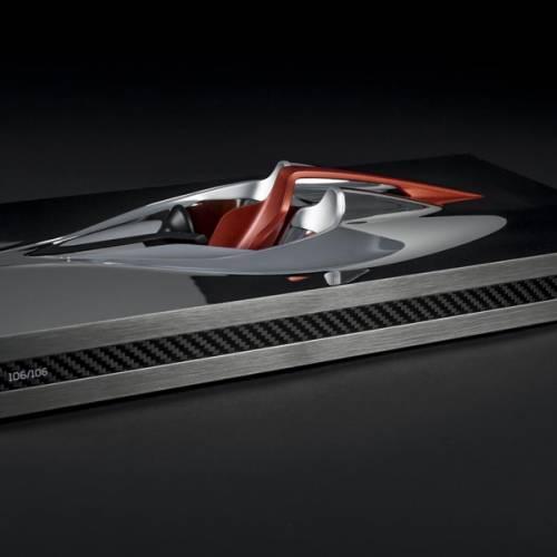Speed Form: la exclusiva escultura del McLaren BP23