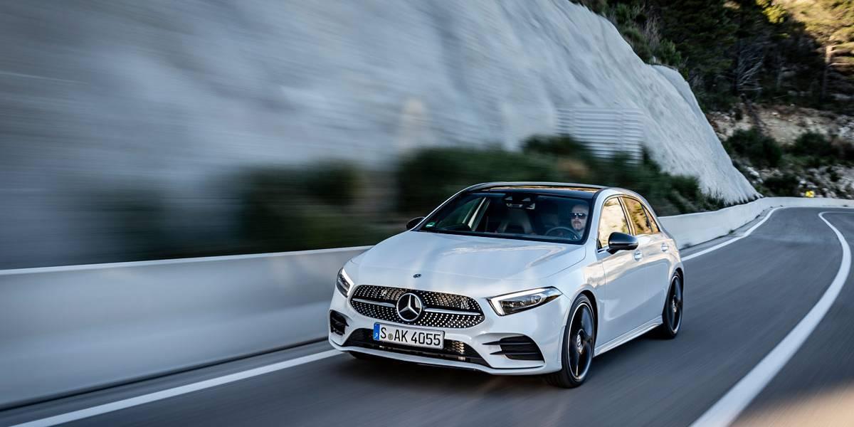 Primera prueba: Mercedes-Benz Clase A 2018