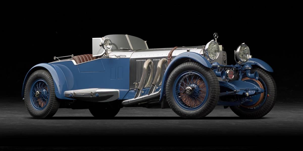Un Mercedes-Benz S Barker Tourer de 1929 vuelve al concurso de elegancia de Pebble Beach