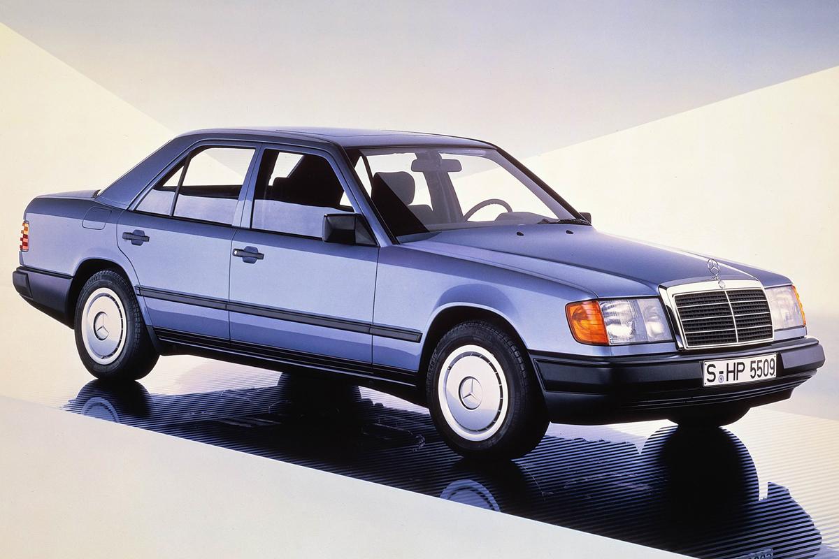 Mercedes Benz W124 (1984-1997)