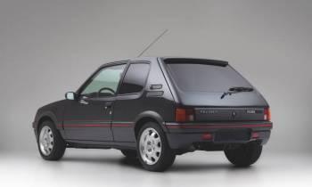¿Un Peugeot 205 GTI blindado? Existe y se vende por más de 37.000 euros