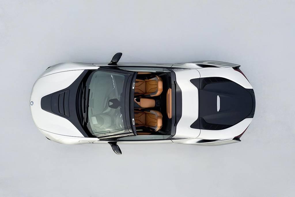 prueba BMW i8 Roadster