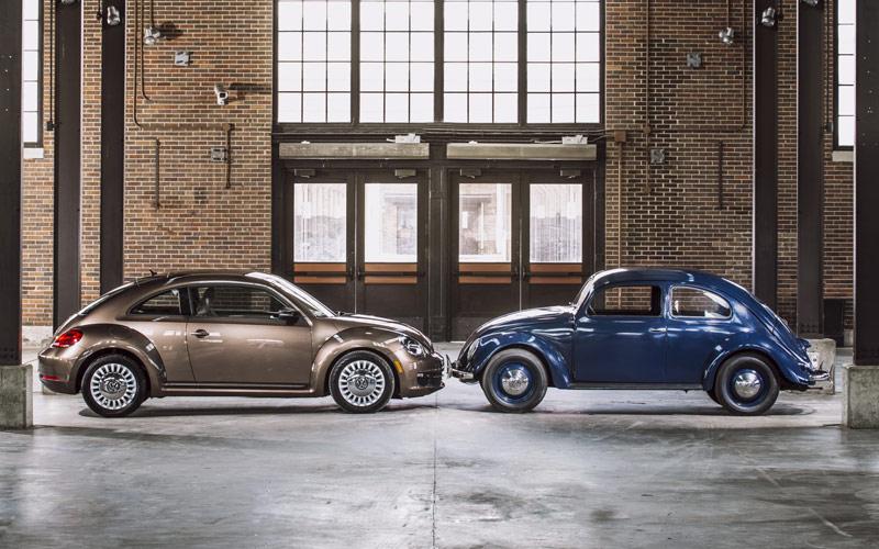 Adiós al Volkswagen Beetle: esta es su historia en imágenes