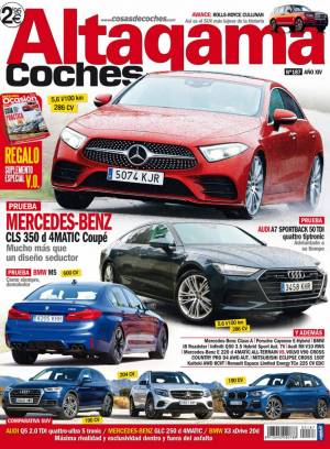 Revista Altagama Motor Número 187