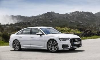 Primera prueba Audi A6 2018, un 'mini A8' con dinámicas de A3