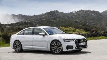 Primera Prueba Audi A6 2018