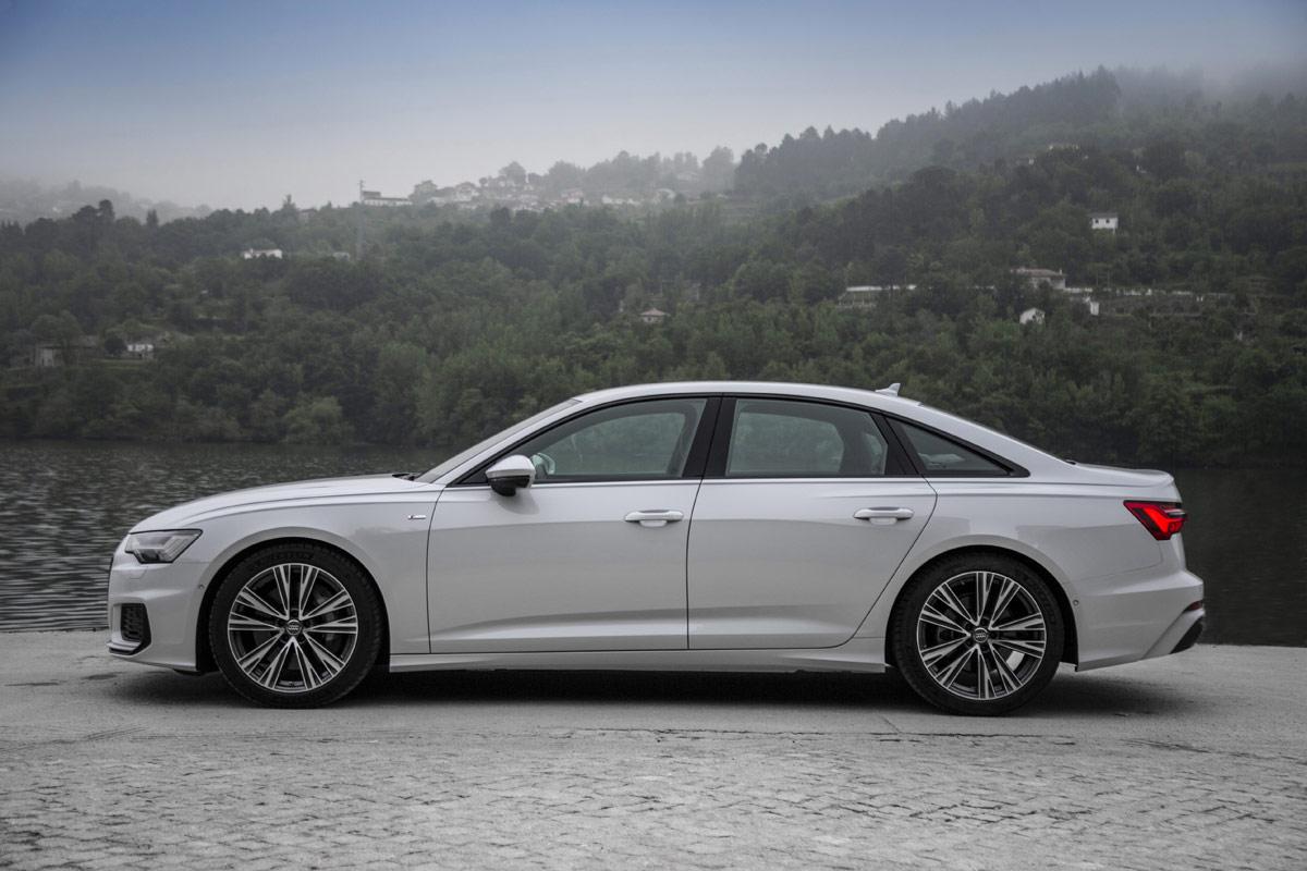 Primera prueba Audi A6 2018 (fotos)