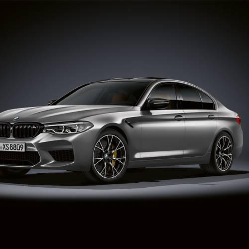 BMW M5 Competition 2018, 625 CV de hilaridad