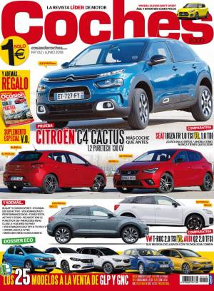 Revista Coches – número 102