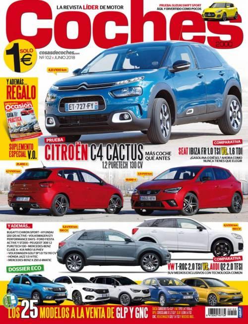 Revista Coches – número 102