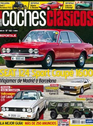 Revista Coches Clásicos Número 160