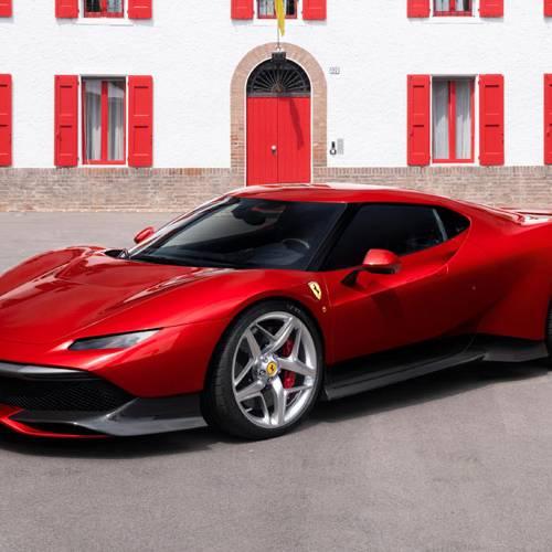 Ferrari SP38, los sueños tienen un precio