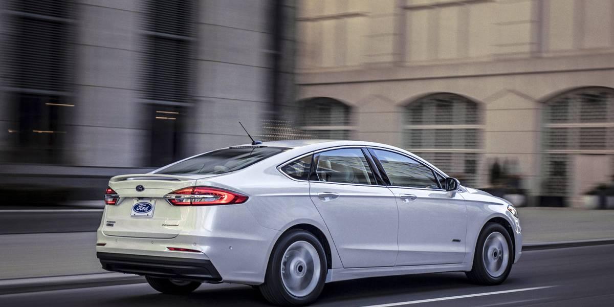 Ford dejará de vender turismos en Estados Unidos