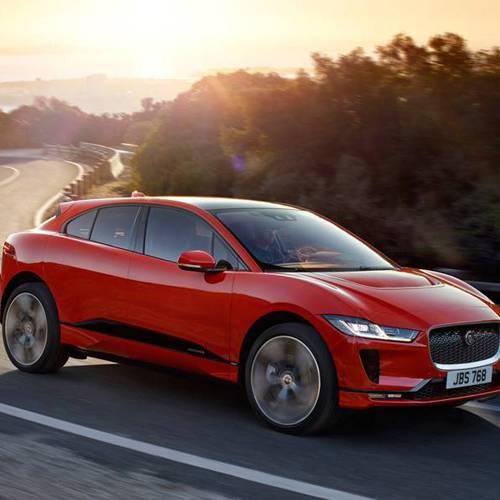 El Jaguar i-Pace, Coche del Año en Europa en el desempate