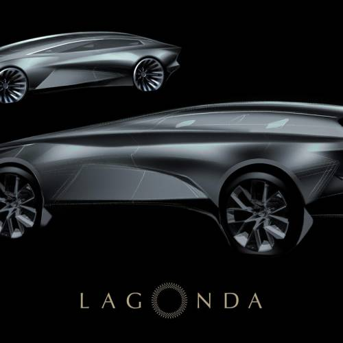 La marca Lagonda debutará con un SUV