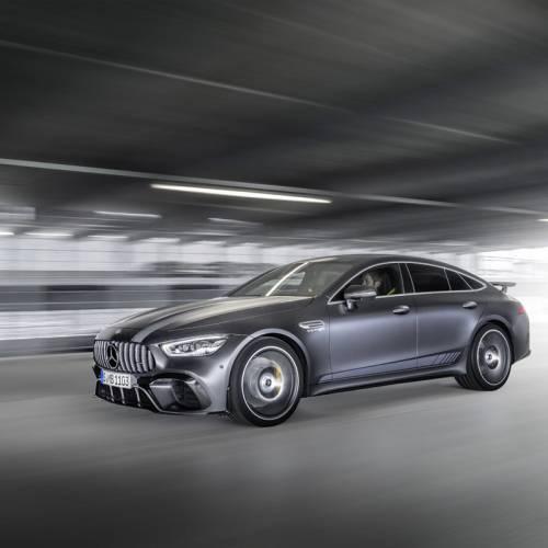 Mercedes-AMG GT Coupé 2018 Edition 1: versión especial