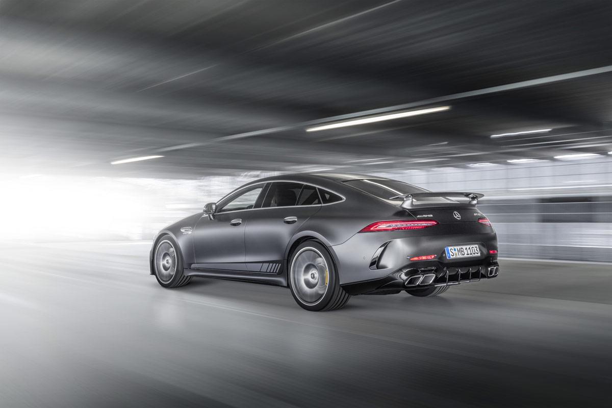 Mercedes-AMG GT Coupé 2018, llega con la edición especial Edition 1 (fotos)