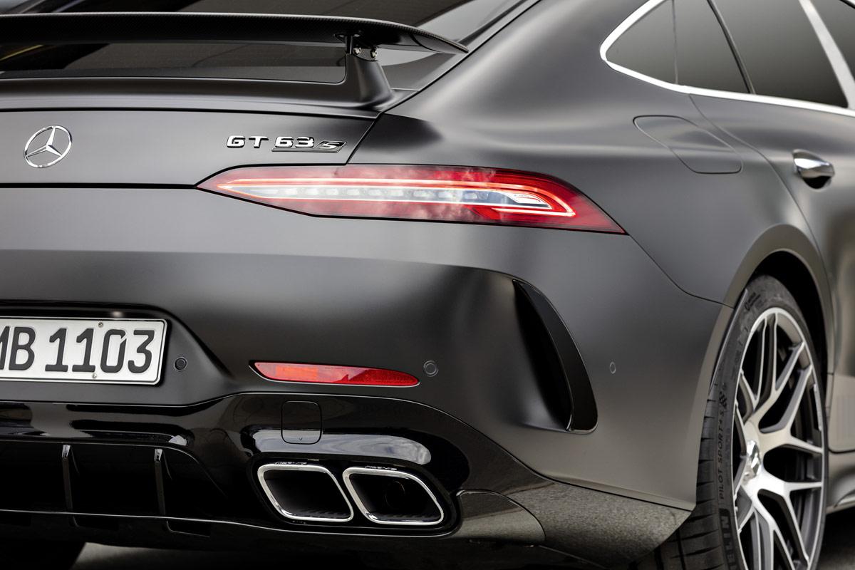 Mercedes-AMG GT Coupé Edition 1