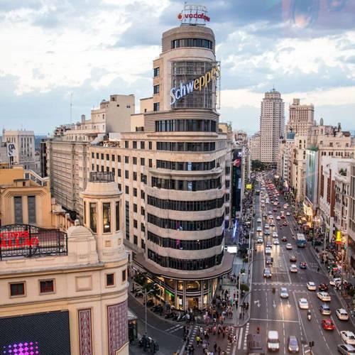 Madrid limitará en noviembre la circulación de los coches contaminantes