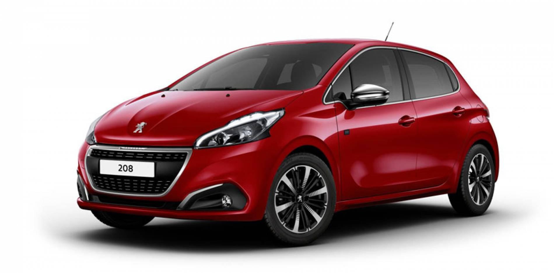 Peugeot 208 Tech Edition, llega el acabado más tecnológico