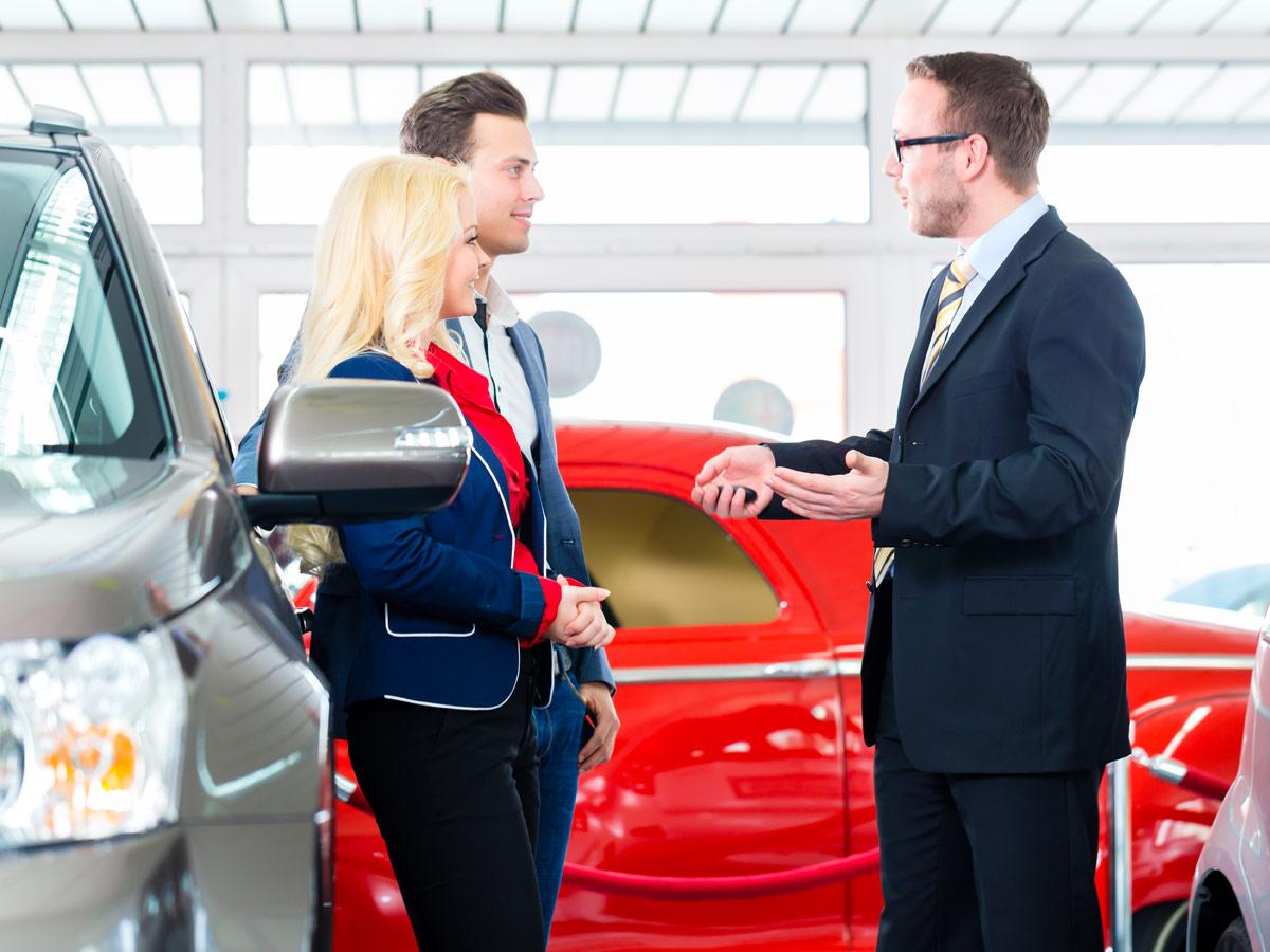 Tiempo de entrega de un carro nuevo