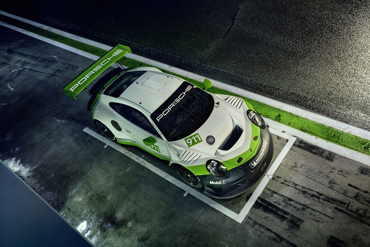 Porsche 911 GT3 R 2019, directo a lo más alto del podio (fotos)