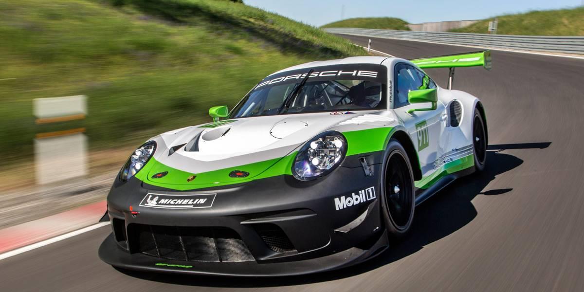 Porsche 911 GT3 R 2019, directo a lo más alto del podio
