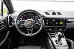 Prueba Porsche Cayenne EHybrid 2018
