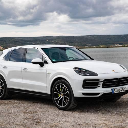Primera prueba: Porsche Cayenne E-Hybrid 2018