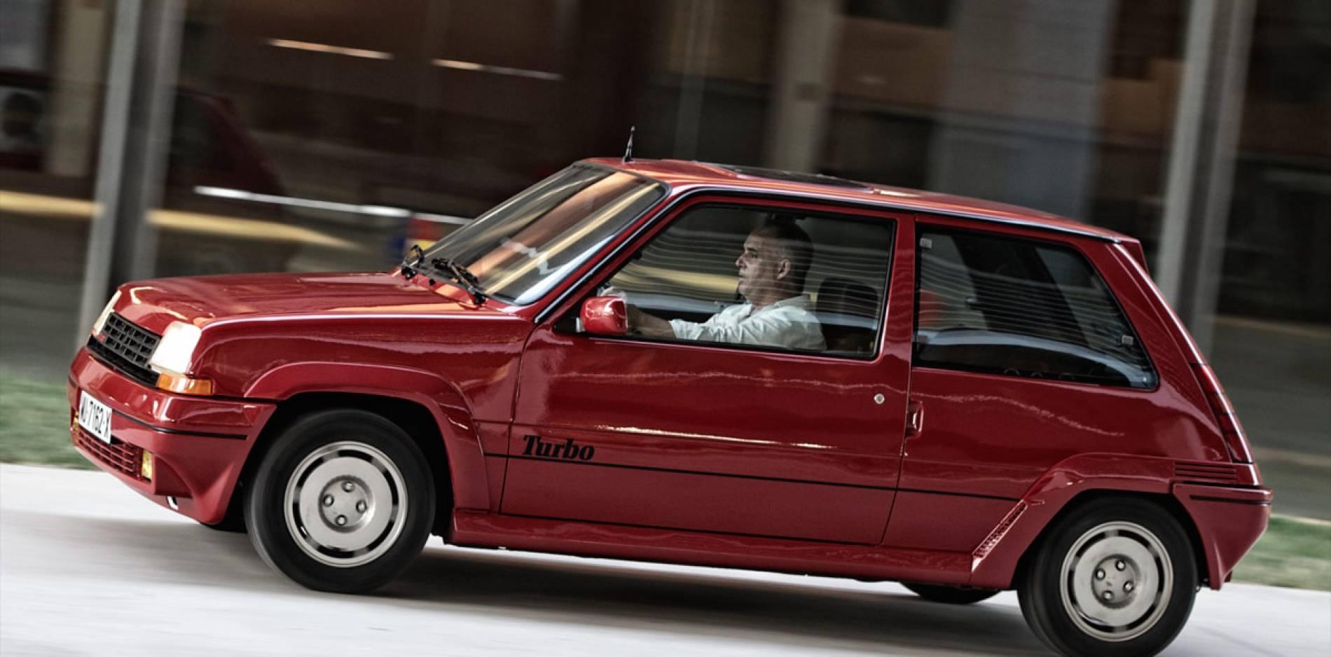 Prueba: Renault Supercinco GT Turbo