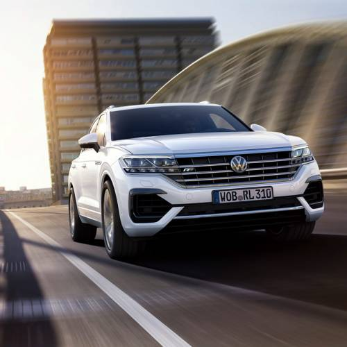 Primera prueba: Volkswagen Touareg 2018
