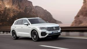 Primera prueba: Volkswagen Touareg 2018 (fotos)