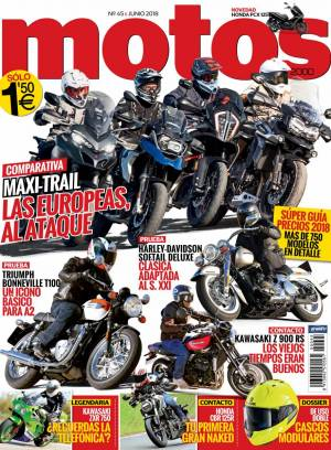 Revista Motos – número 45