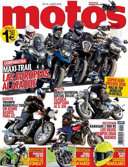 Revista Motos – número 45