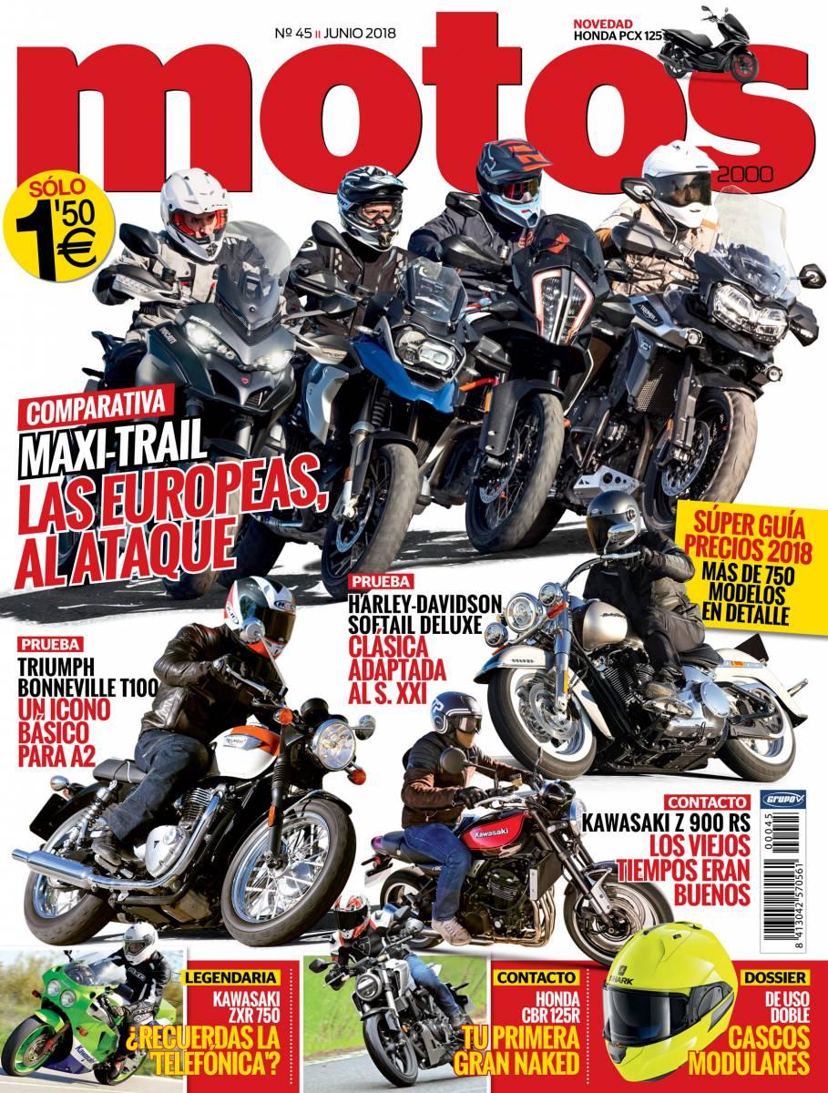 Revista Motos 45