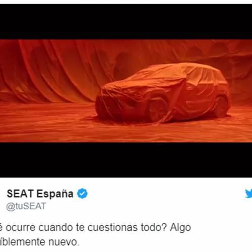 El nuevo SEAT Tarraco se deja ver tras un velo