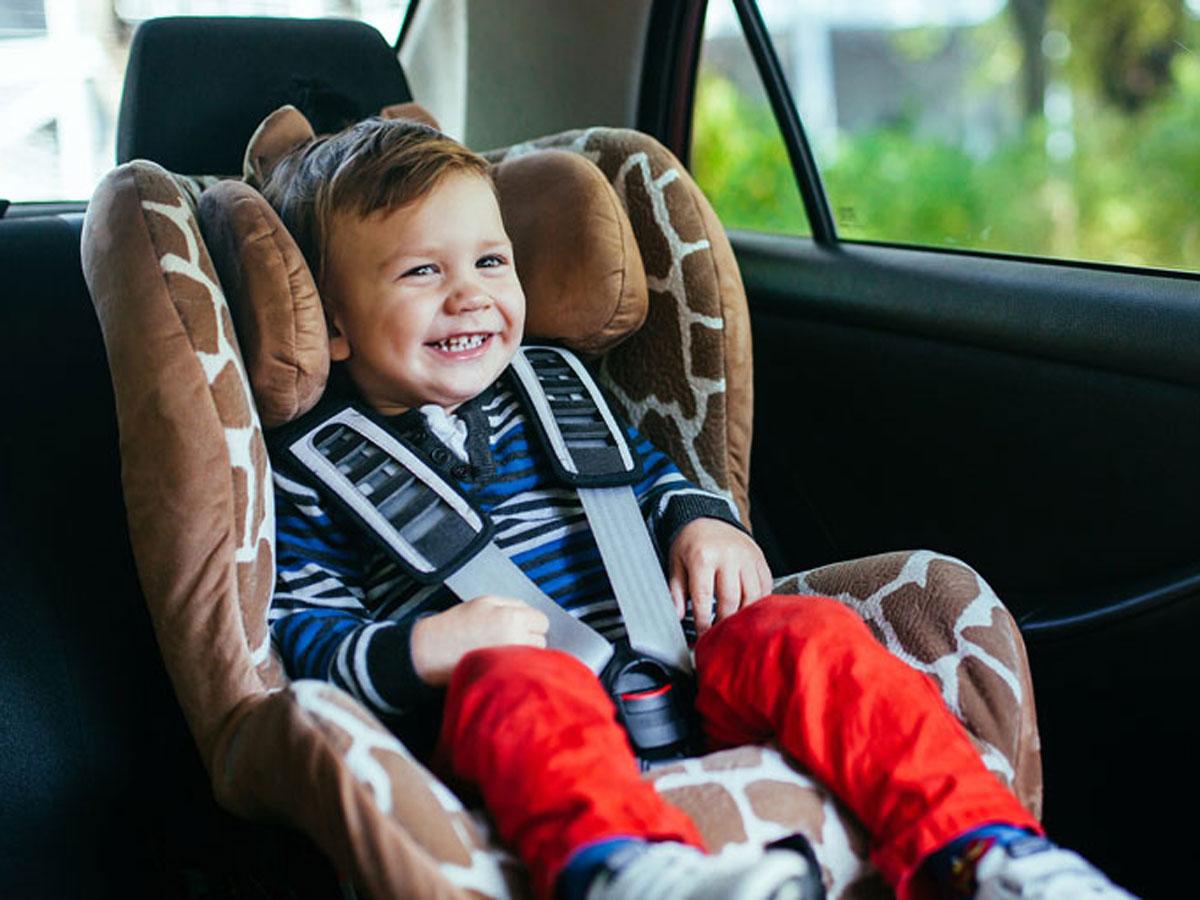 sillitas coche niños
