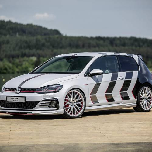 Volkswagen Golf GTI Next Level, con licencia para soñar